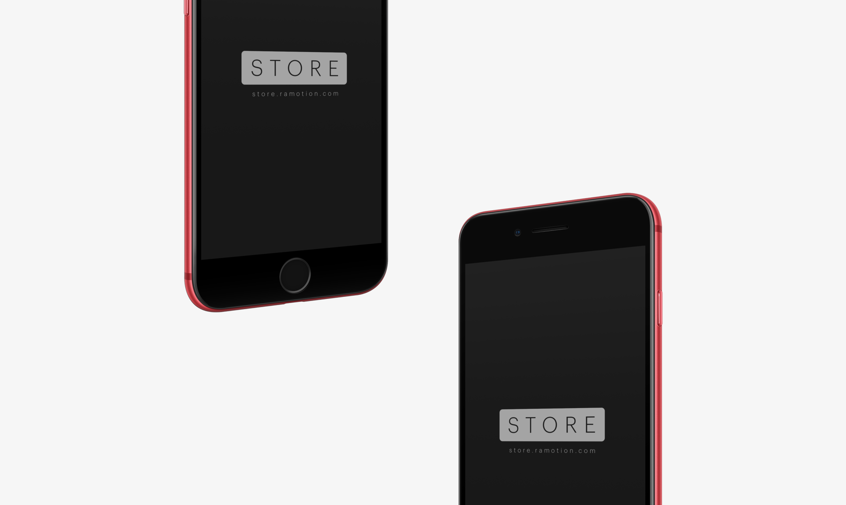 frontal iphone se mockups